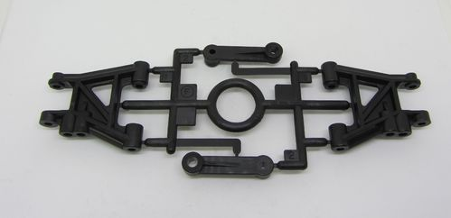 Tamiya 9000744 - TA-02 - F-Parts - Front Suspension Arms (2 pcs)