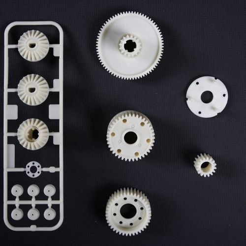 Tamiya 50529 - TA-02 - G-Parts - Gear Set