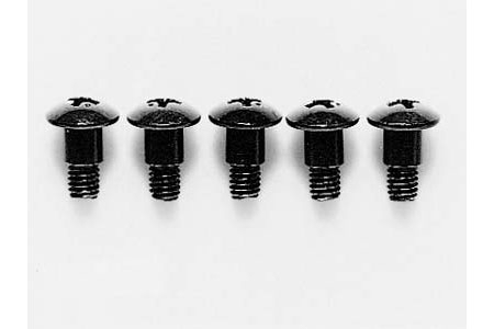 Tamiya 50585 - TA-02 - King Pin Step Screw - 4x10mm (5 pcs)