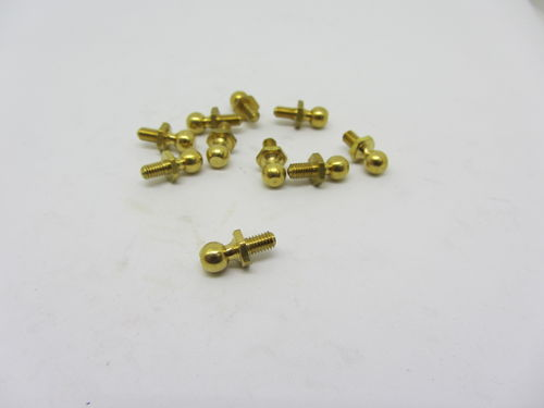 Tamiya 50592 - TA-02 - Ball connector (10 pcs)