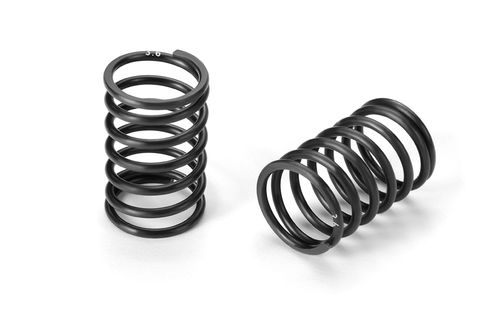 XRAY 338286 - NT1 SPRING-SET C=3.6 (soft - medium-hard) - rear (2pcs)