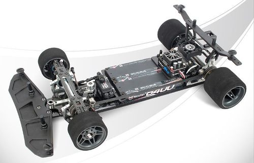 ARC R800011 - R8S - 1:8 Onroad Electro Power Stock Class Pan Car Kit