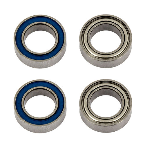 Team Associated 31404 - RC8T3.1e - Factory Team Bearings, 6x10x3mm (4 pieces)