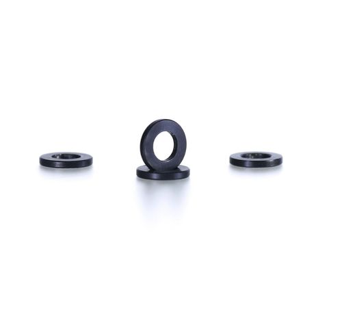 PSM PS02089 - Mugen MBX8 - Lower Arm Spacer Set Aluminium Dark Grey (4 pieces)