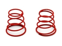 ABC 25750 - Grande / Mini Gambado - Spring 0.7mm x 5T red - soft (2 pieces)