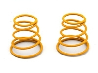 ABC 25751 - Grande / Mini Gambado - Spring 0.8mm x 5T yellow - medium soft (2 pieces)