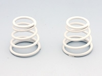 ABC 25753 - Grande / Mini Gambado - Spring 1.1mm x 5T white - hard (2 pieces)