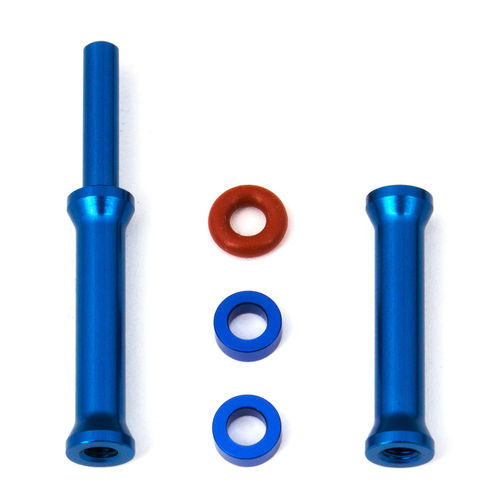 Team Associated 4744 - RC12R6 - Factory Team Front Strebe Set