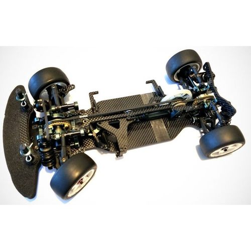 RaceOPT - Graphite M-Chassis Conversion Kit for Mugen MTC-1