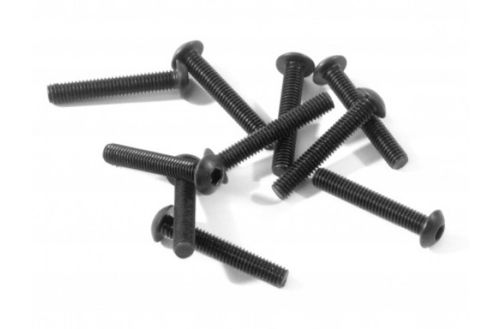 HPI Z356 - Sport 3 - Flathead Screw - M3x18mm (10 pcs)
