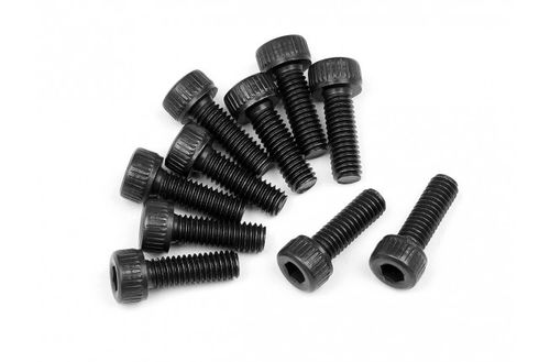 HPI 107889 - Sport 3 - Screw - M2.5x8mm (10 pcs)
