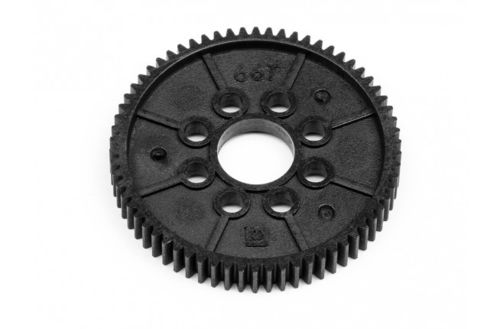 HPI 113706 - Sport 3 - Spur Gear - 48 pitch - 66T
