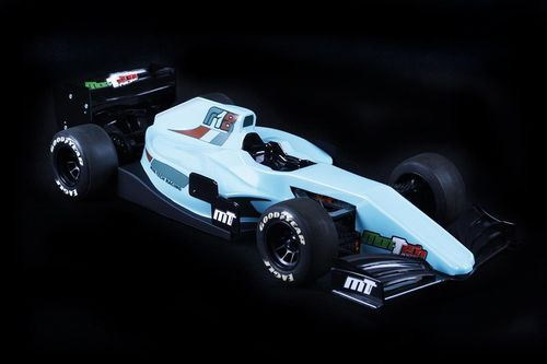 XRAY 379702 - Formel Karosserie - F18 - World Champion Edition