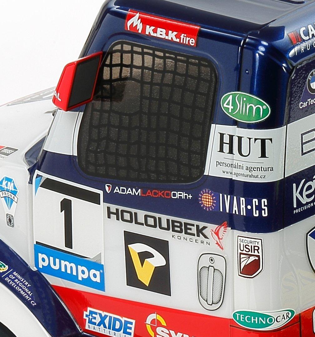 Tamiya 51613 - Buggyra Fat Fox Racetruck - Team Holoubek