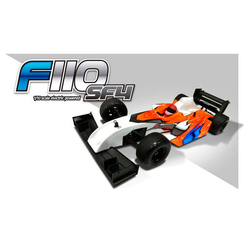 Serpent 410067 - F110 SF4 - 1/10 Formula Car Kit