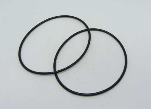 TRR-RaceStuff TRR-SP0003 - Spare O-Rings for PanCar Battery Mount - 62x2mm (2 pcs)
