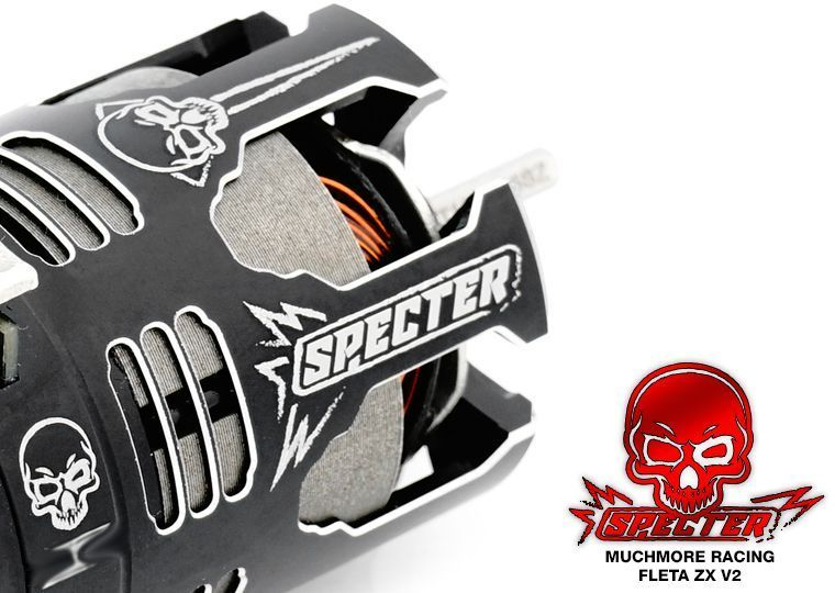 Muchmore FLETA ZX V2 Specter Brushless Motor MR-V2ZX105SPT 10.5T