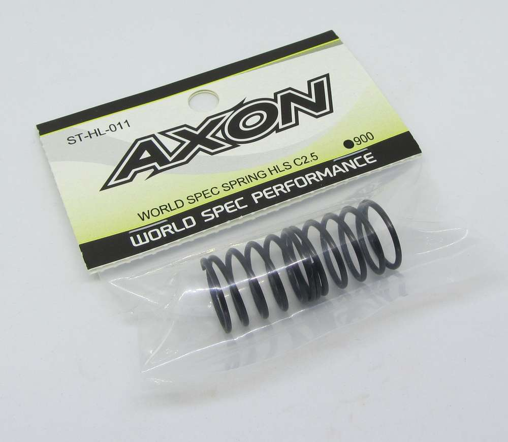 AXON ST-HL-011 - World Spec Springs - HLS - SILVER - C=2 5 (2 pcs)