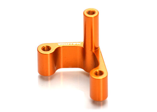 Exotek 1859 - XRAY X1 - 7075 HD Front Arm Base - ORANGE