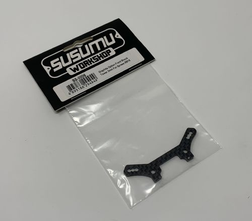 Susumu Workshop SS-0006 - Graphite Option Front Shock Tower - for XPRESS XM1S