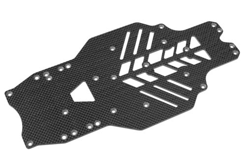 Corally 00110-001 - SSX-10 - Chassis Carbon 2.5mm