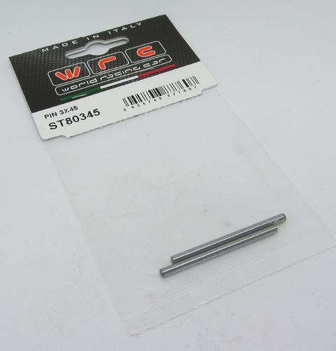 WRC ST80345 - TX19 - Suspension Pin 3x45mm (2 pcs)