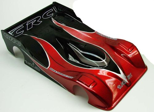 Black Art 006L - Lola B10 1:12 Pan Car Body LIGHTWEIGHT