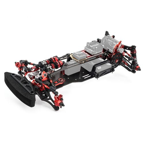 XPRESS 90007 - GripXero D1 - 1:10 RWD High Performance Drifter - Baukasten