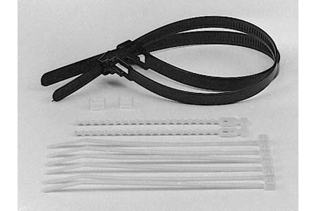 Tamiya 50170 - Nylon Band Set (10 pcs)