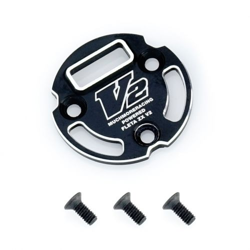 MuchMore MR-FZV2AT - FLETA ZX V2 Alu Motor Case Timing Cap