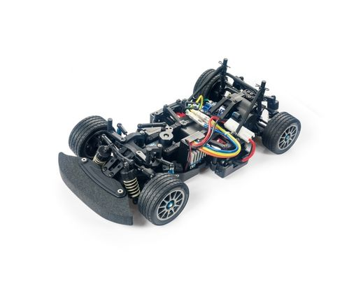 Tamiya 58669 - M-08 Concept Chassis Kit - 1:10 M-Chassis Baukasten