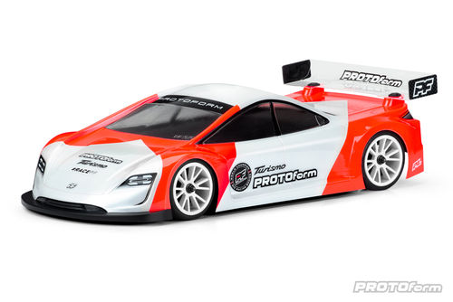 Protoform 1570-20 - Turismo - 190mm Touring Car Body - X-LITE