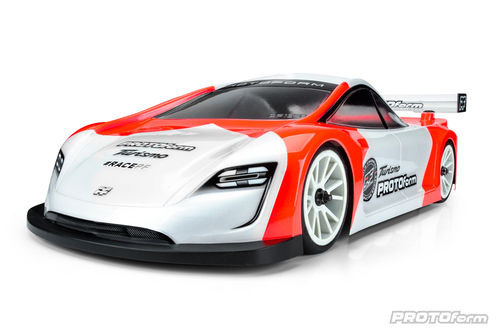 Protoform 1570-25 - Turismo - 190mm Touring Car Body - LIGHTWEIGHT