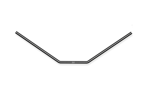 XRAY 352498 - XB8 2019 - Front Anti-Roll Bar 2.8mm