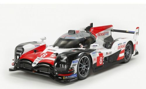 Tamiya 51612 - Toyota Gazoo Racing TS050 Hybrid - LMP Body Set - 190mm