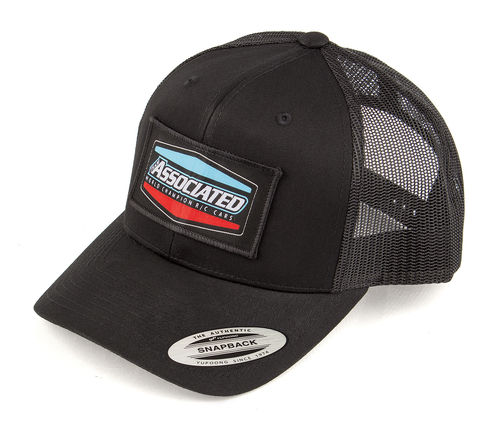 Associated SP432 - Trucker Kappe gebogener Schirm