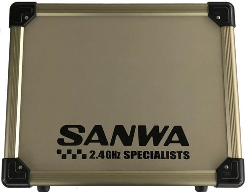 SANWA 107A90552A - Alu Carrying Case for SANWA M17/MT-44