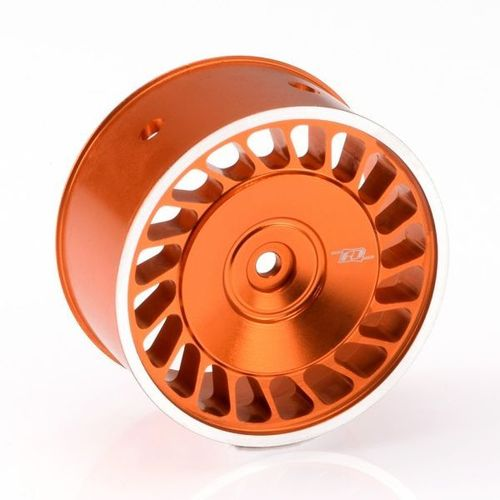 Revolution Design RDRP0500-ORA - SANWA M17/MT-44 - Aluminium Lenkrad - ORANGE