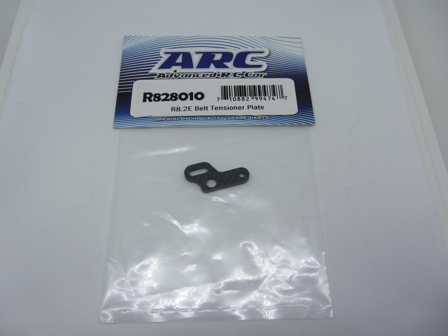 ARC R828010 - R8.2E Belt Tensioner Plate Carbon