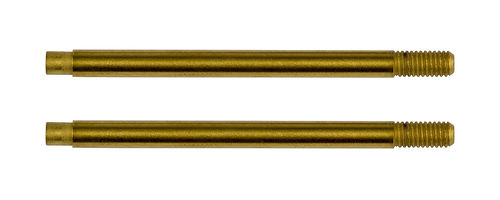 Associated 91642 - B74 - FT TiN 3x24mm Dämpfer Kolbenstange V2 (2 Stück)