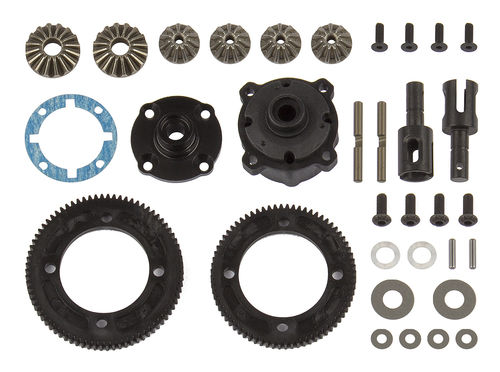 Team Associated 92144 - B74 - Differential Set Zentral
