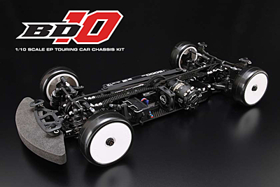 Yokomo - BD10 - 1:10 EP Touring Kit - with Graphite Lower Deck