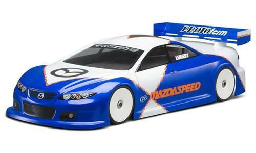 Protoform - Mazdaspeed6 - 190mm Tourenwagen Karosserie - LIGHTWEIGHT