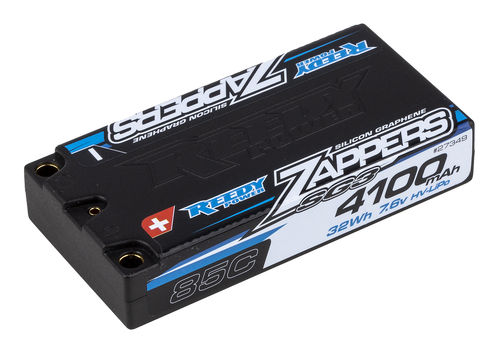 Reedy 27349 - Zappers SG3 - 4100mAh - 7.6V LiPo - 85C - ca. 155g - LP SHORTY