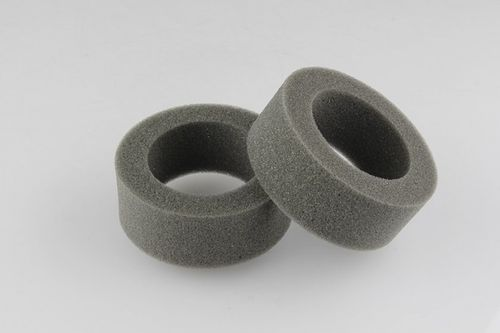"Schumacher U6653 - 2WD/4WD Rear Foam Inserts for 2.2"" Tires - hard (2 pieces)"
