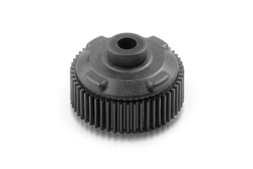 XRAY 324954 - XB2 2020 Composite Gear Diff Case with Pulley 53T - LCG