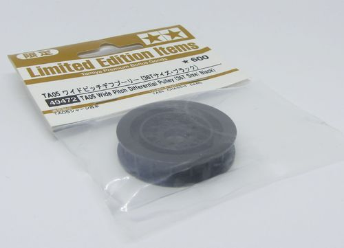 Tamiya 49471 - Limited Edition Items - TA-05 Wide Pitch Ball Diff Pulley - 36T