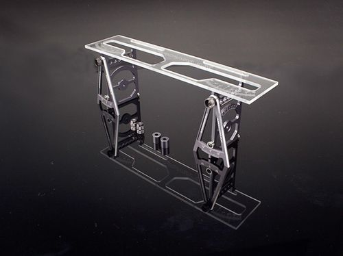 Arrowmax 170049 - SET-UP SYSTEM FOR 1/10 FORMULA 1 CARS