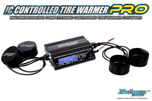 MuchMore CTXWPR - IC Controlled Tire Warmer Pro