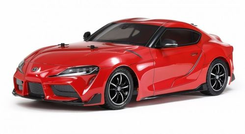 Tamiya 58674 - Toyota Supra GR - Gazoo Racing - TT-02 Car Kit